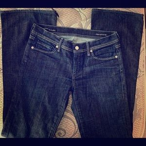 Citizens of Humanity Ingrid Flare Jeans size 28
